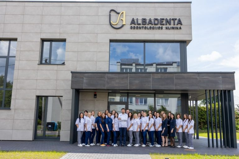 "Klinika ""Albadenta"""